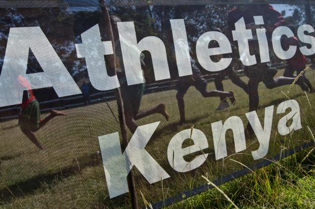 Le Kenya est mondialement renommé pour ses athlètes... (Photo Ben Curtis, archives AP)