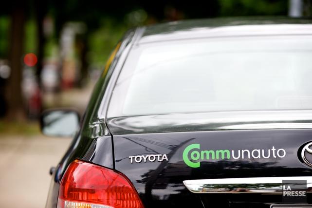 Communauto offrira 1800 véhicules en autopartage avec et... (Photo Sarah Mongeau-Birkett, La Presse)