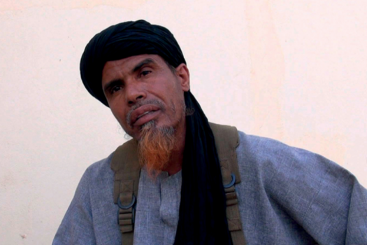 Surnommé«Barbe Rouge»,Omar Ould Hamaha, qui était l'un des... (IMAGE FOURNIE PAR MARGO FILMS)