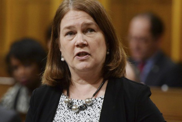 Jane Philpott... (PHOTO SEAN KILPATRICK, ARCHIVES LA PRESSE CANADIENNE)