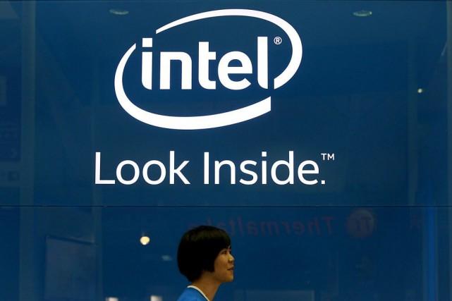 Le géant américain des puces informatiques Intel va supprimer jusqu'à 12000... (PHOTO PICHI CHUANG, REUTERS)