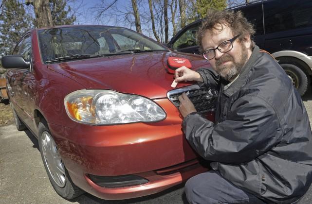 Ma voiture est traitée aux petits soins. J'aimerais... (Spectre Média, Maxime Picard)