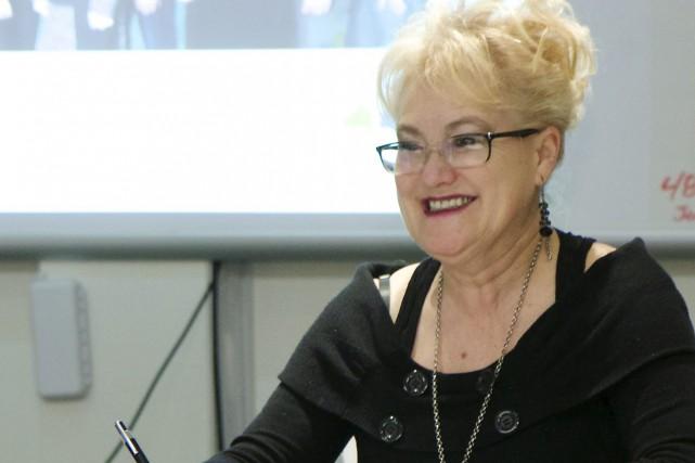 La présidente des Fêtes gourmandes, Diane Ouellet Gilbert,... (Photo courtoisie)