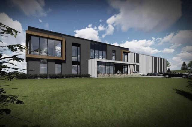 L'entreprise Les Aliments Jardi déménage dans une usine... (Photo fournie)