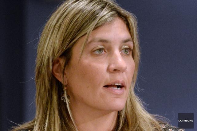 Nathalie Pelletier... (Archives La Tribune)