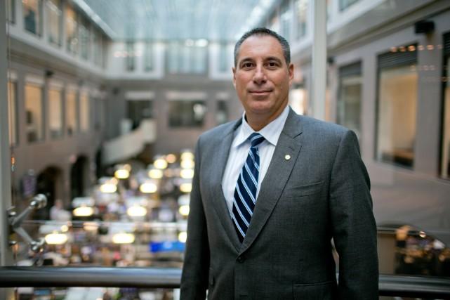 Michel Doucet est vice-président et gestionnaire de portefeuille... (Photo David Boily, archives La Presse)
