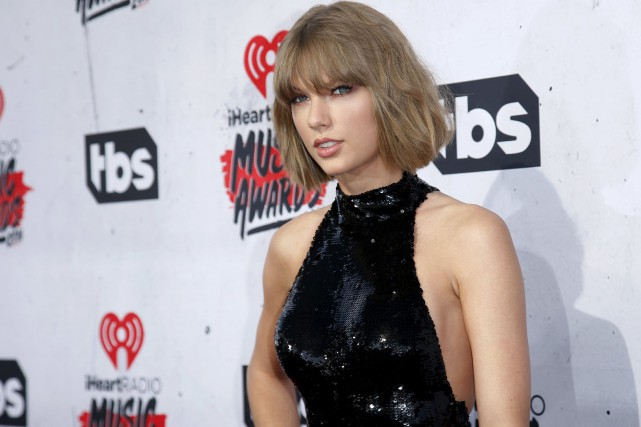Taylor Swift a ouvert les portes de sa... (PHOTO REUTERS)