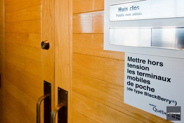 Le jury a demandé à réentendre tous les témoignages et les plaidoiries des... (Archives La Tribune, Jessica Garneau)