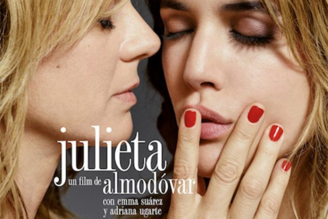 L'Espagnol Pedro Almodovar livre à 66 ans son 20e film, Julieta, le... (PHOTO FOURNIE PAR MÉTROPOLE FILMS)