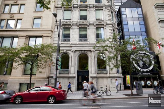 Radio-Canada affirme, mercredi, que Power Corporation a déjà été un actionnaire... (PHOTO SARAH MONGEAU-BIRKETT, ARCHIVES LA PRESSE)