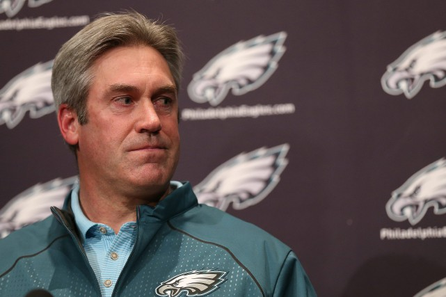 Doug Pederson... (Photo David Maialetti, The Philadelphia Inquirer/AP)