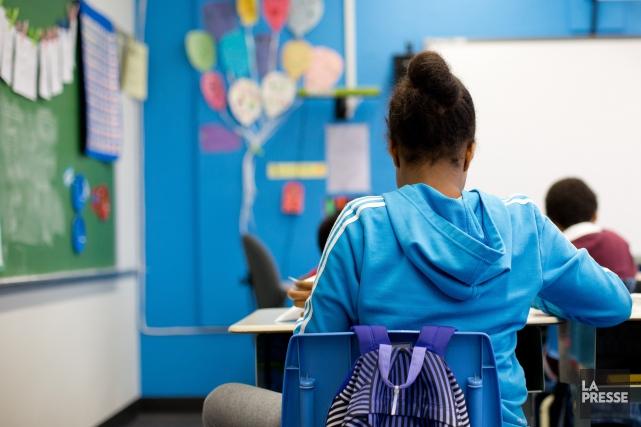 La Commission scolaire de Montréal a confirmé que... (PHOTO SARAH MONGEAU-BIRKETT, ARCHIVES LA PRESSE)