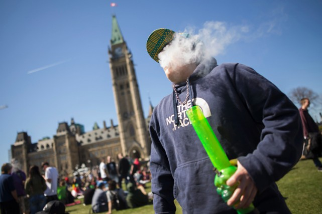 L'annonce d'Ottawa coïncidait par hasard avec la «journée... (PHOTO PC)