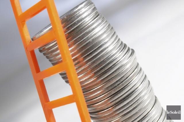 Au lieu d'une hausse du salaire minimum, la... (Photothèque Le Soleil)
