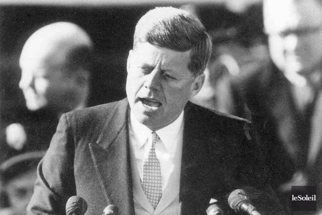 John F. Kennedy est probablement le plus célèbre... (Archives Le Soleil)