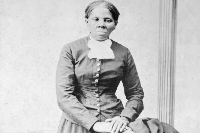Née dans le Maryland, Harriet Tubman, connue pour... (AP)