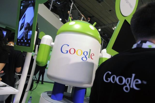 Google News va mettre davantage en valeur les articles de presse utilisant la... (PHOTO DENIS DOYLE, ARCHIVES BLOOMBERG)