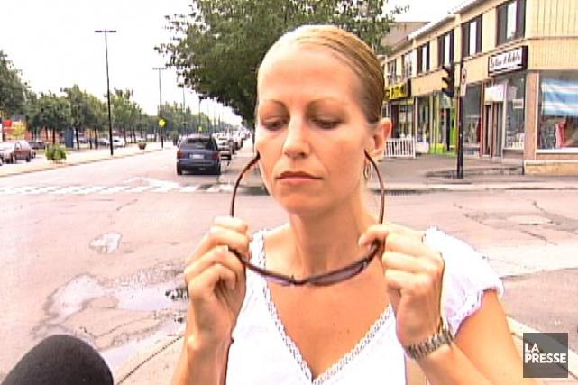 Karla Homolka a été condamnée à douze ans... (PHOTO GLOBAL TELEVISION, ARCHIVES)