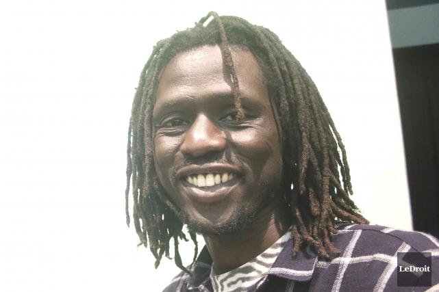 «Je veux faire une différence, dit Emmanuel Jal.... (Etienne Ranger, LeDroit)