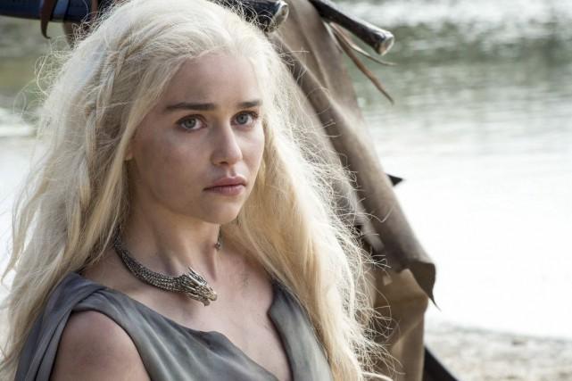 Game of Thrones, la série-vedette de la chaîne... (Fournie par HBO)