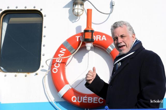 Le gouvernement de Philippe Couillard a procédé à... (Photothèque Le Soleil, Erick Labbé)