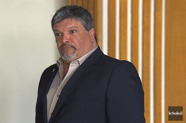 Le maire de Baie-Trinité, Denis Lejeune, reconnu coupable... (Archives Le Soleil)