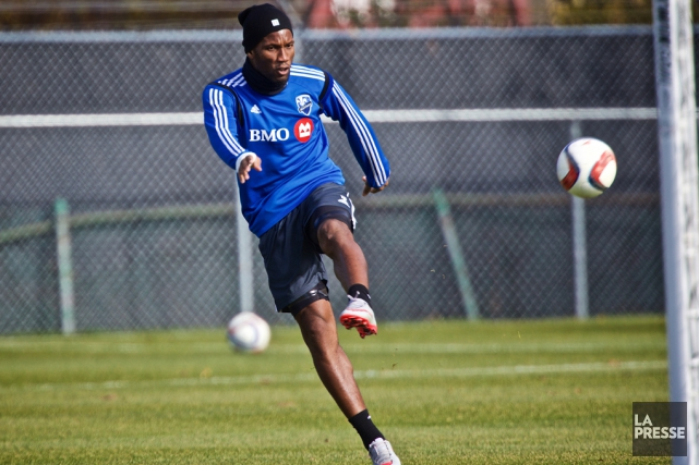 Didier Drogba retrouvera les partisans montréalais pour une... (Archives La Presse)