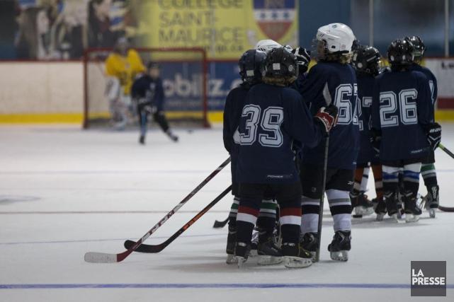 Le tiraillement entre les différentes organisations de hockey... (Archives, La Presse)