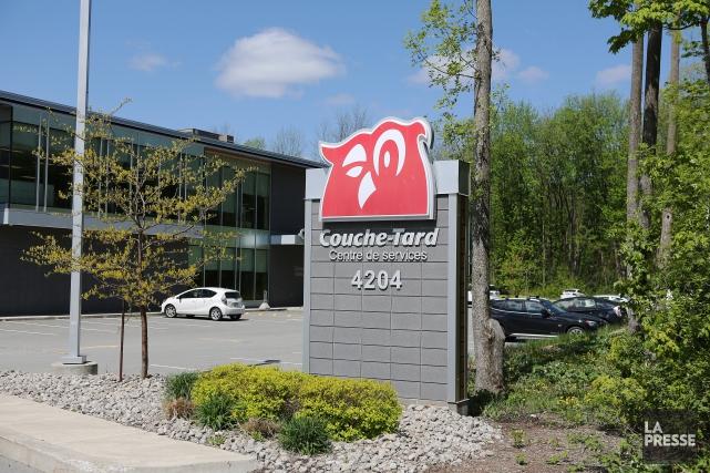Les quatre fondateurs de Couche-Tard possèdent 22,7% du... (Photo Martin Chamberland, Archives La Presse)