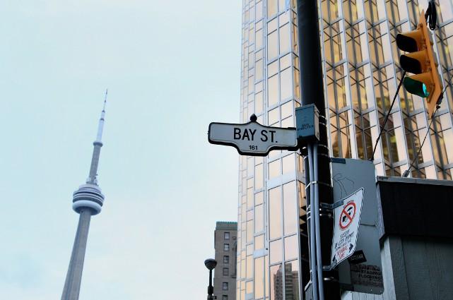 Des investisseurs établis à Toronto s'opposent à ce... (PhotoReynard Li, Archives Bloomberg)