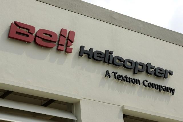 Le couperet tombe de nouveau chez Bell Helicopter, à Mirabel, dans les... (PHOTO ARCHIVES BLOOMBERG)