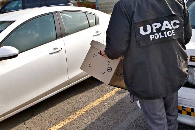 «L'UPAC a-t-elle des arrière-pensées politiques?», demande notre chroniqueuse.... (PHOTO PATRICK SANFAÇON, ARCHIVES LA PRESSE)