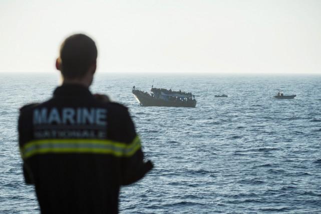 Les États membres de l'UE devront mettre à... (PHOTO SEBASTIEN CHENAL, ARCHIVES AFP)