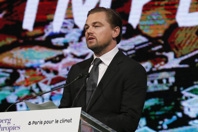 Leonardo di Caprio... (PHOTO AFP)