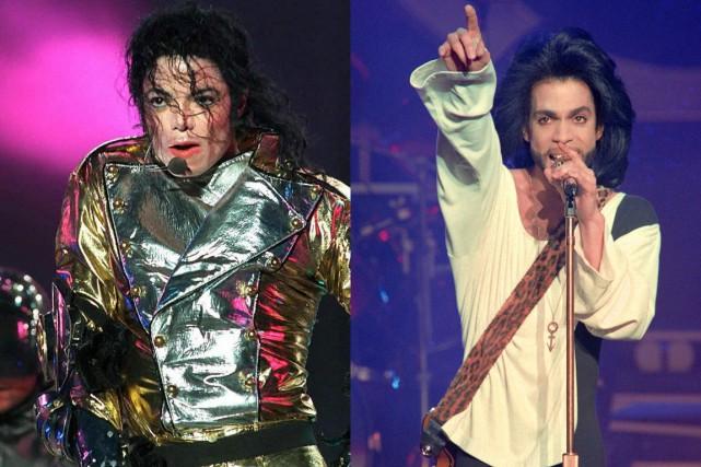 Nées la même année (1958), les deux superstars... (Photos d'archives AFP)