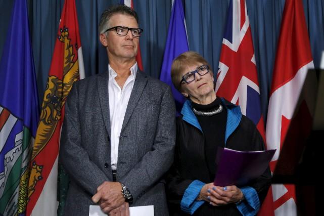 Price et Lee Carteront taillé en pièces le... (La Presse Canadienne)