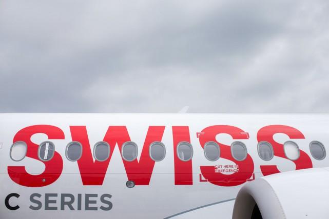 Swiss, qui a été le premier client mondial... (PHOTO JASPER JUINEN,  ARCHIVES BLOOMBERG)