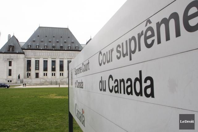 La Cour suprême du Canada a déclaré inconstitutionnel... (Archives Le Droit)