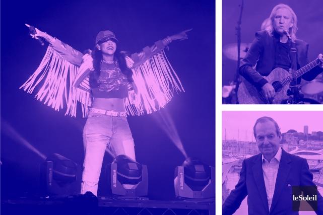 Chanson au sommet du palmarès: Rihanna surpasse les Beatles (Infographie Le Soleil)