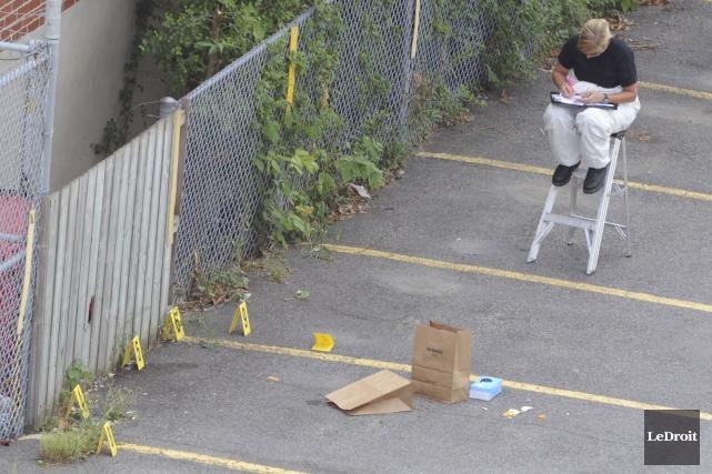 Le corps de Leanne Lawson a été découvert... (Martin Roy, Archives LeDroit)