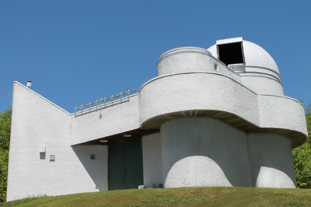 L'Observatoire de Champlain...