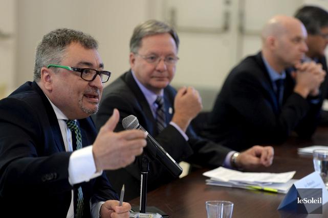 Selon le Dr Horacio Arruda, directeur national de... (Le Soleil, Erick Labbé)