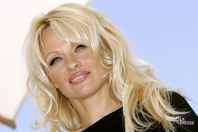 Pamela Anderson... (PHOTO ARCHIVES AP)