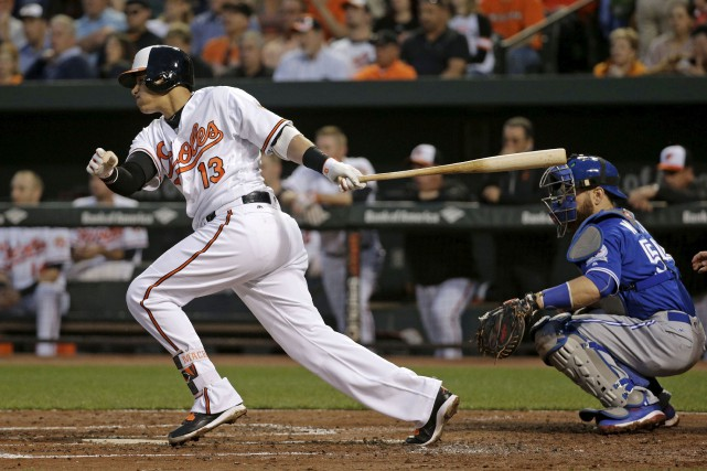 Manny Machado... (Associated Press)