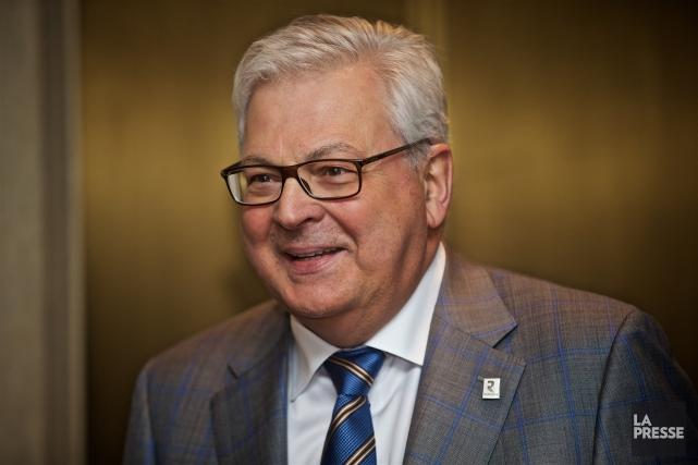 Richard Lord est président et chef de la... (PHOTO ANDRÉ PICHETTE, ARCHIVES LA PRESSE)