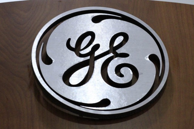 General Electric (GE) a fortement réduit ses pertes au premier trimestre et... (PHOTO GENE J. PUSKAR, ARCHIVES AP)