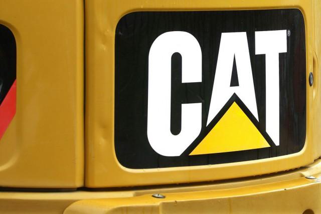 Le constructeur d'engins et de matériel de chantier américain Caterpillar a... (PHOTO SETH PERLMAN, ARCHIVES AP)