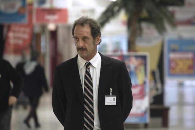 Vincent Lindon dans La loi du marché de... (Photo fournie par le Festival de Cannes)