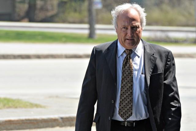 Le juge Michel Girouard, qui fait l'objet d'allégations... (PHOTO PATRICE LAROCHE, LE SOLEIL)