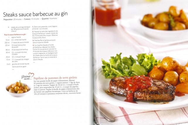 Le livre Barbecue bière et autres délices sur... (Barbecue bière et autres délices sur la terrasse, Éditions Pratico-pratiques)